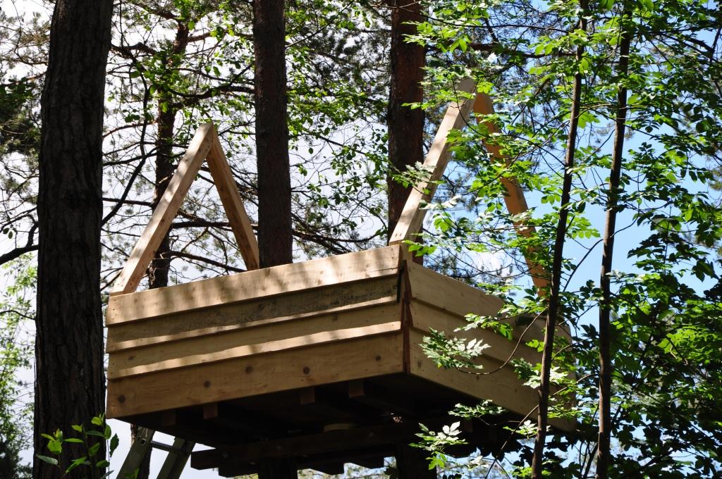 Favoloso Corso di costruzione della casa sull' albero DZ23