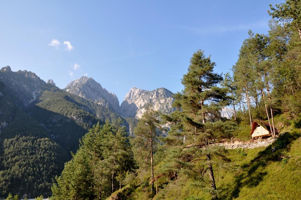 Corso di costruzione della casa sull 39 albero for Planimetrie della casa di montagna